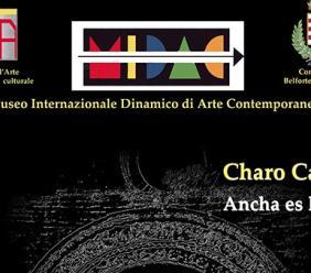 """Belforte del Chienti, Charo Carrera con """"Ancha es la vida"""" al Museo MIDAC in mostra dal 15 settembre"""
