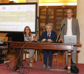 Macerata, mobilità elettrica e PUMS per la Settimana europea della Mobilità sostenibile