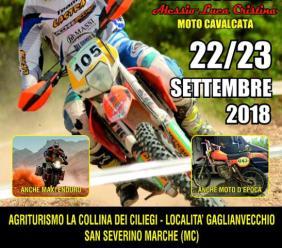 San Severino, torna la motocavalcata in ricordo di Alessio, Luca e Cristina