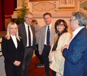 "Ceriscioli: ""Ospedale unico provinciale a San Severino se salta Macerata"""