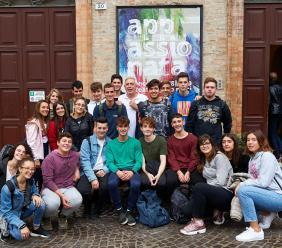"""Una festa """"Appassionata"""" per il 150esimo dell'Agraria a Macerata"""