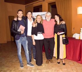 """""""Il Coraggio e la Passione"""": pienone per l'incontro con Paolo Crepet a Castelraimondo"""
