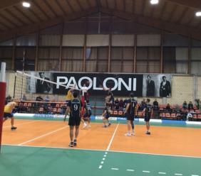 Volley, Paoloni Appignano batte in rimonta Sios Novavetro
