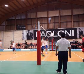 Volley, Coppa Marche Serie C: la Paoloni Appignano cede alla New Team Montesanto