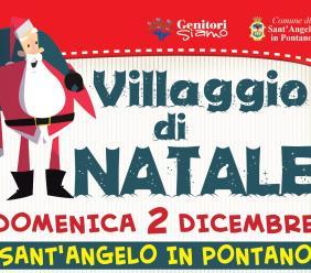 Sant'Angelo in Pontano diventa il Villaggio di Natale
