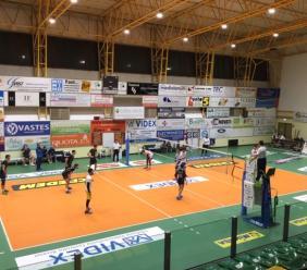 Volley, la Paoloni Appignano chiude il girone d'andata al primo posto