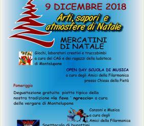 Arti, sapori e atmosfere di Natale a Montelupone
