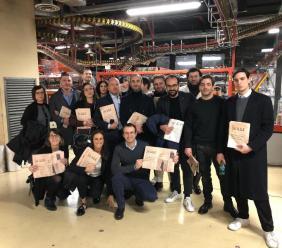 "I giovani imprenditori di Confindustria Macerata al workshop ""Brand identità & brand reputation"""