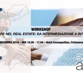 Civitanova, al Cosmopolitan appuntamento con il workshop promosso dal Fiaip a tema marketing immobiliare