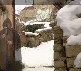 Il Natale dopo il terremoto, il video tra magia e realtà (VIDEO)