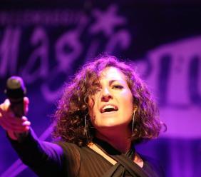 San Severino Blues apre il 2019 al Concerto di Capodanno di Corridonia con la voce di Sara Zaccarelli