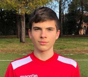 Junior Macerata in festa per Pierpaolo Giaconi: è convocato nell'Under 15 della Nazionale Dilettanti