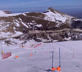 Scialpinismo in notturna, gara di slalom e molto altro: ricco week-end a Sarnano