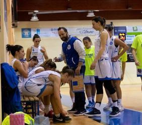 Basket, La Feba Civitanova corsara in terra sarda: piegata Selargius