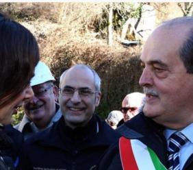 """Castelsantangelo sul Nera, il sindaco Falcucci: """"Allarmante il discorso di Crimi"""""""
