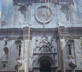 """Sisma, interdetta azienda nel """"cratere"""": sospesi cantieri della basilica di San Nicola e a Valfornace"""