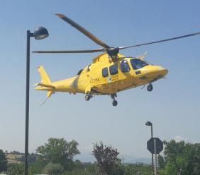 Domenica 15 taglio del nastro per l'elisupercifie a Belforte Del Chienti omologata per il volo notturno