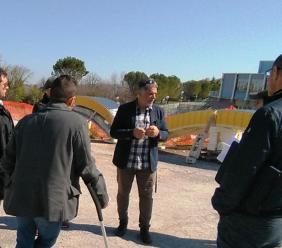 """San Severino, consegnata l'area di cantiere per il nuovo Itts """"Divini"""""""