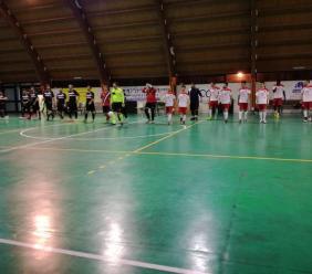 Calcio a 5, Serie D: Il Borgorosso si impone sul Nebbiano per 4-2. Derby del Csi vinto dalle Cantine Riunite
