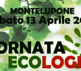 Montelupone, il 13 aprile Giornata Ecologica: iniziative dedicate alla pulizia e valorizzazione del territorio