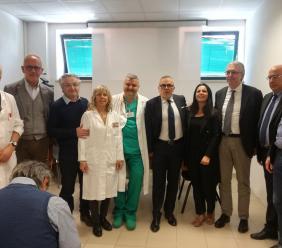 Ospedale di Civitanova Marche: le donazioni del Banco Marchigiano e del Lions Club Cluana (FOTO E VIDEO)