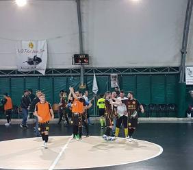 Calcio A5, il Futsal Potenza Picena batte il Pianaccio e conquista la salvezza