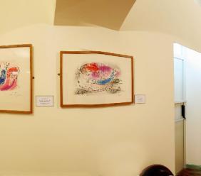 """Civitanova, aperture straordinarie alla Pinacoteca """"Moretti"""" per la mostra di Braque e Chagall"""