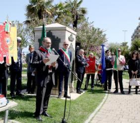 Civitanova, celebrazioni del 25 aprile: il programma
