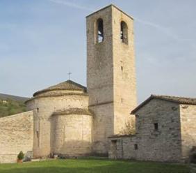 Valfornace, riaperta la splendida chiesa di San Giusto a San Maroto (FOTO)