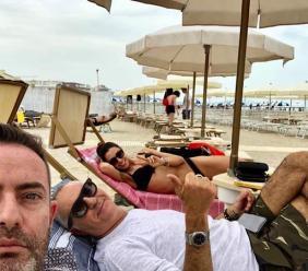Civitanova, ospite a sorpresa: Giorgio Panariello arriva al Batik