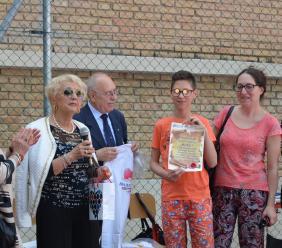 """Premiazioni Avulss all'I.C. """"Don Bosco"""" di Tolentino"""
