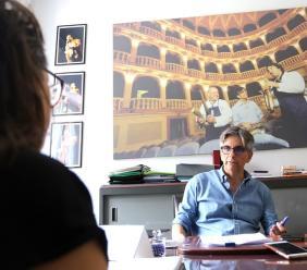 """A Macerata i maestri del sassofono, Orfeo Borgani si racconta: """"Dobbiamo riscoprire l'insegnamento della musica"""" (FOTO)"""
