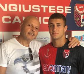 Grande colpo in casa Sangiustese: Alessio Palladini approda in rossoblù