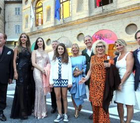 Trionfo di eleganza per la prima di Carmen allo Sferisterio di Macerata (FOTO E VIDEO)