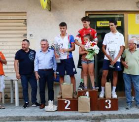 Fiuminata, Trofeo Sirio Castellucci-Gara Alta Valle del Potenza: vince il campano Armando Lettiero