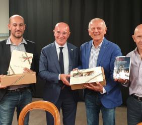 """Arrigo Sacchi a Caldarola: """"Abbiamo dato al pubblico qualcosa che è andato oltre la vittoria"""""""