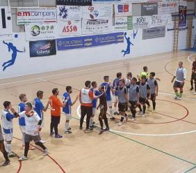 Il Futsal Potenza Picena passa il turno di Coppa Marche: 4-3 a Monturano