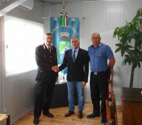 Valfornace, nuovo comandante per la Stazione dei Carabinieri: arriva il Maresciallo Pier Alberto Diamanti