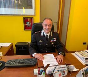 Civitanova, promozione a tenente colonnello per il comandante Enzo Marinelli