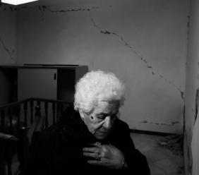 """San Severino, """"Anime terremotate"""": dolore e speranza nella mostra di Stefano Strangers"""