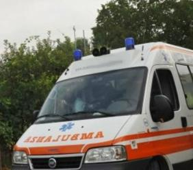 "Visso, incidente lungo la statale ""Valnerina"" : motociclista al pronto soccorso"