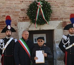 Caldarola celebra il 4 novembre