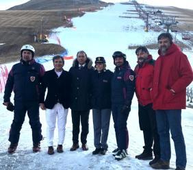 Sarnano, primo giorno di apertura delle piste da sci: ingresso gratuito (FOTO)
