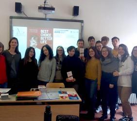 """Al via il progetto """"Best choice"""" al Liceo 'Leopardi' di Cingoli"""