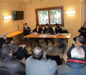 """""""Aggregati"""" per ottimizzare la ricostruzione: incontro sul tema a Pieve Torina"""