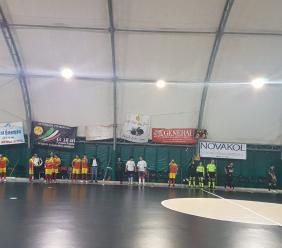 Fustal Potenza Picena: i giallorossi continuano la loro marcia inarrestabile