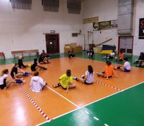 Il progetto sitting volley arriva a Macerata: la pallavolo senza barriere