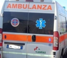 Montecosaro, malore in bici: ciclista trasportato in ospedale in codice rosso