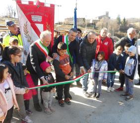 Valfornace, inaugurato il nuovo Parco ricreativo donato dal Comune di Rosolina
