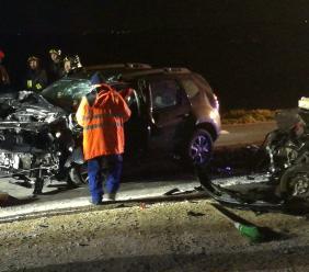 Montefano, tremendo schianto tra due auto lungo la Provinciale: tre feriti al pronto soccorso (FOTO e VIDEO)